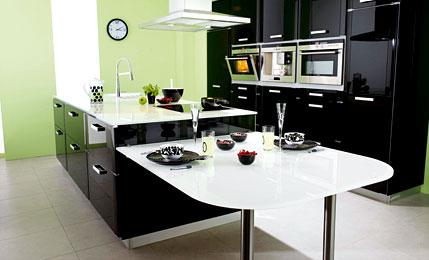 Cuisine sur mesure guides conseils devis for Table sur mesure lapeyre